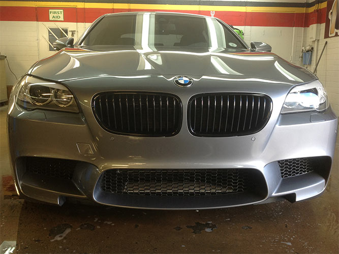 bmw auto body repair at nylund 39 s collision center