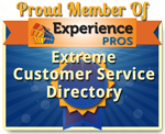 Experience Pros Customer Service Directory Badge