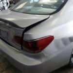 Lexus Bumper