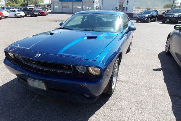 This 2010 Dodge Challenger needed repairs to its front bumper and end-panel, quater and rocker panel, rear bumper, body, taillights and floor pan.