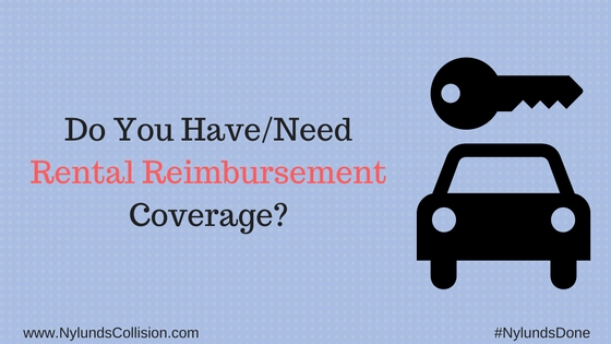 Rental Reimbursement Coverage