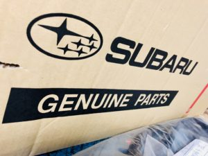 best Subaru body shop