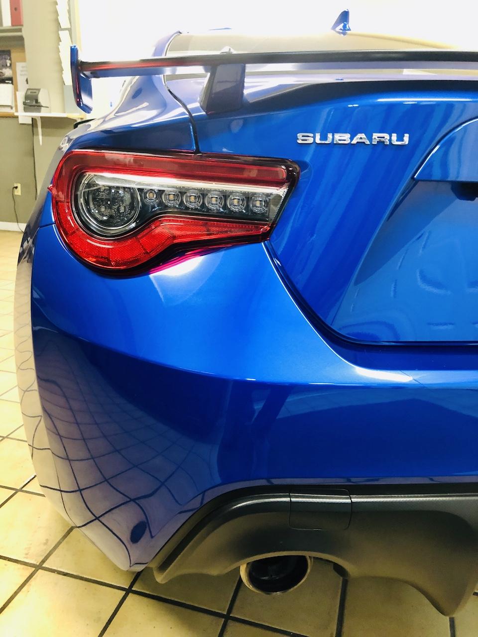 Subaru repair at Nylund's Collision Center