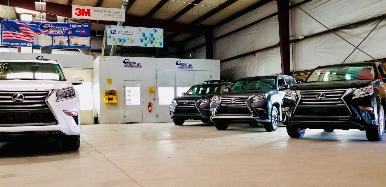 Best Lexus Auto Body Shop in Denver - Nylund's Collision Center