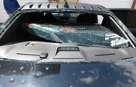 7 things to know about repairing your car's hail damage