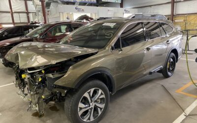 2020 Subaru Outback – Should It Be Totaled Or Repaired?