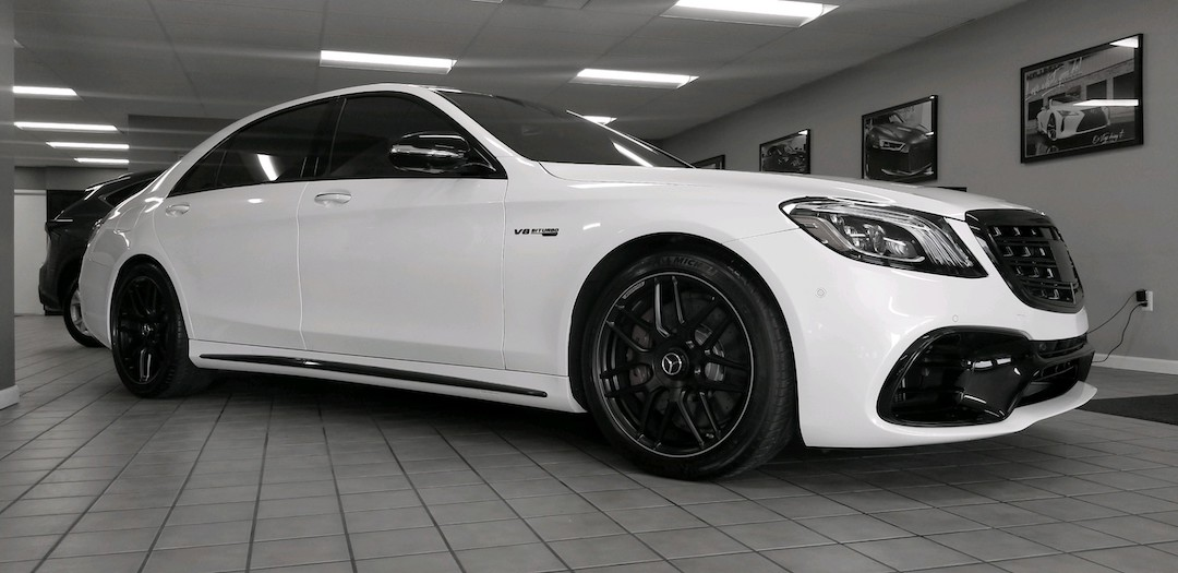 Mercedes Benz Auto Body Repair